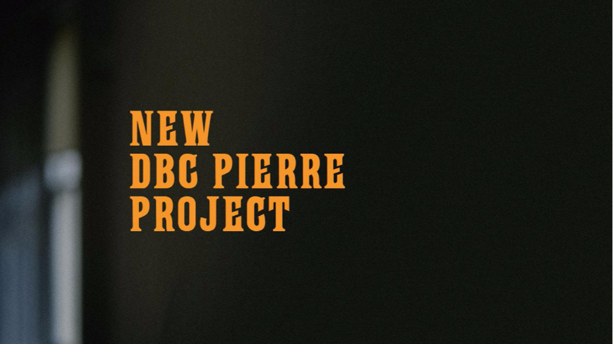 Untitled DBC Pierre Project